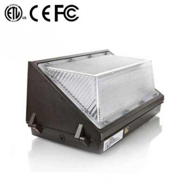 45 watt LED wallpack light